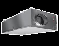 Компактная приточная установка SHUFT CAU 4000/1-30.0/3